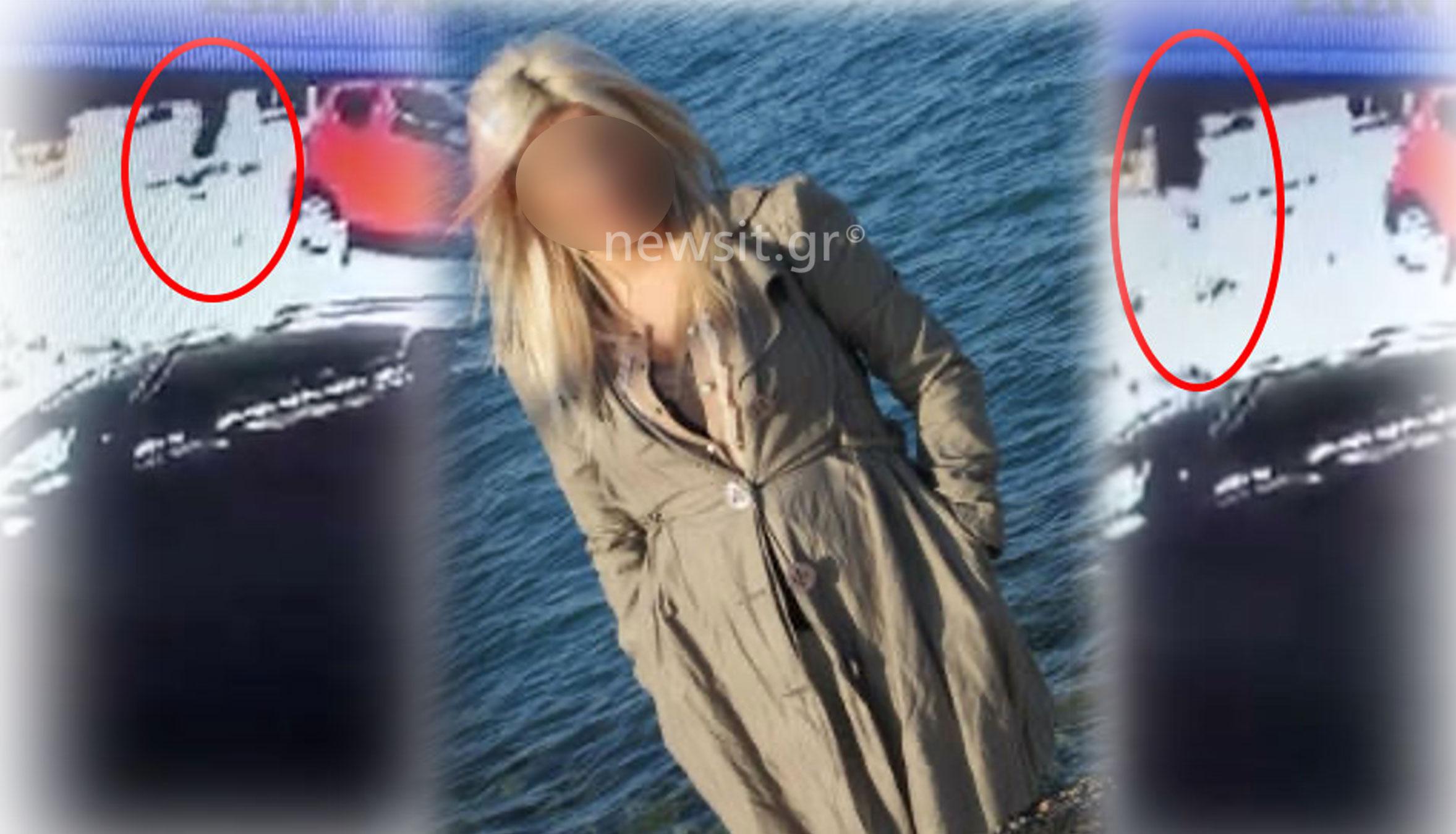 Βιτριόλι: Η στιγμή της σύλληψης της 35χρονης – Βίντεο ντοκουμέντο με την ίδια να προσπαθεί να διαφύγει