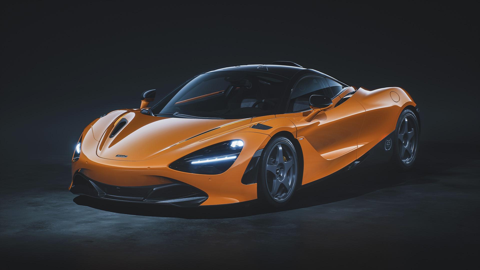 Νέα McLaren 720S Le Mans: Η πιο όμορφη από όλες [pics]