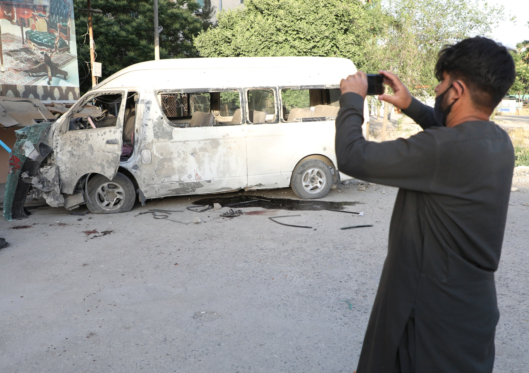 Μακελειό στο Αφγανιστάν: Τουλάχιστον 9 ανήλικοι σκοτώθηκαν από έκρηξη όλμου