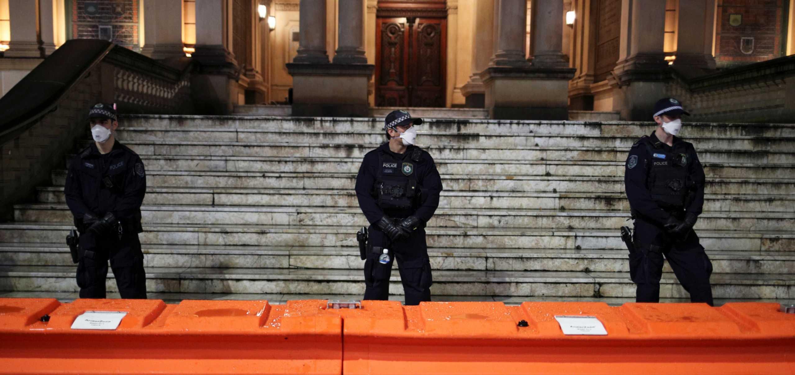 Αυστραλία: Βγαίνει ο στρατός μετά την εμφάνιση εστίας κορονοϊού