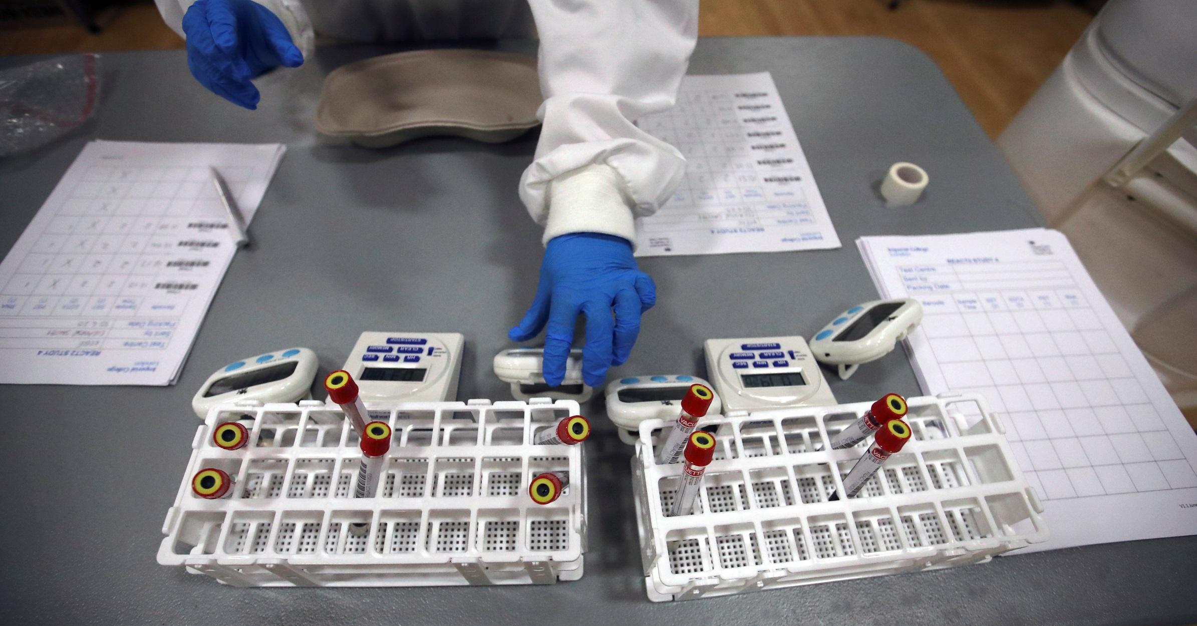 Βρετανία: Ακόμα 155 θάνατοι από κορονοϊό – Συνολικά σχεδόν 44.000