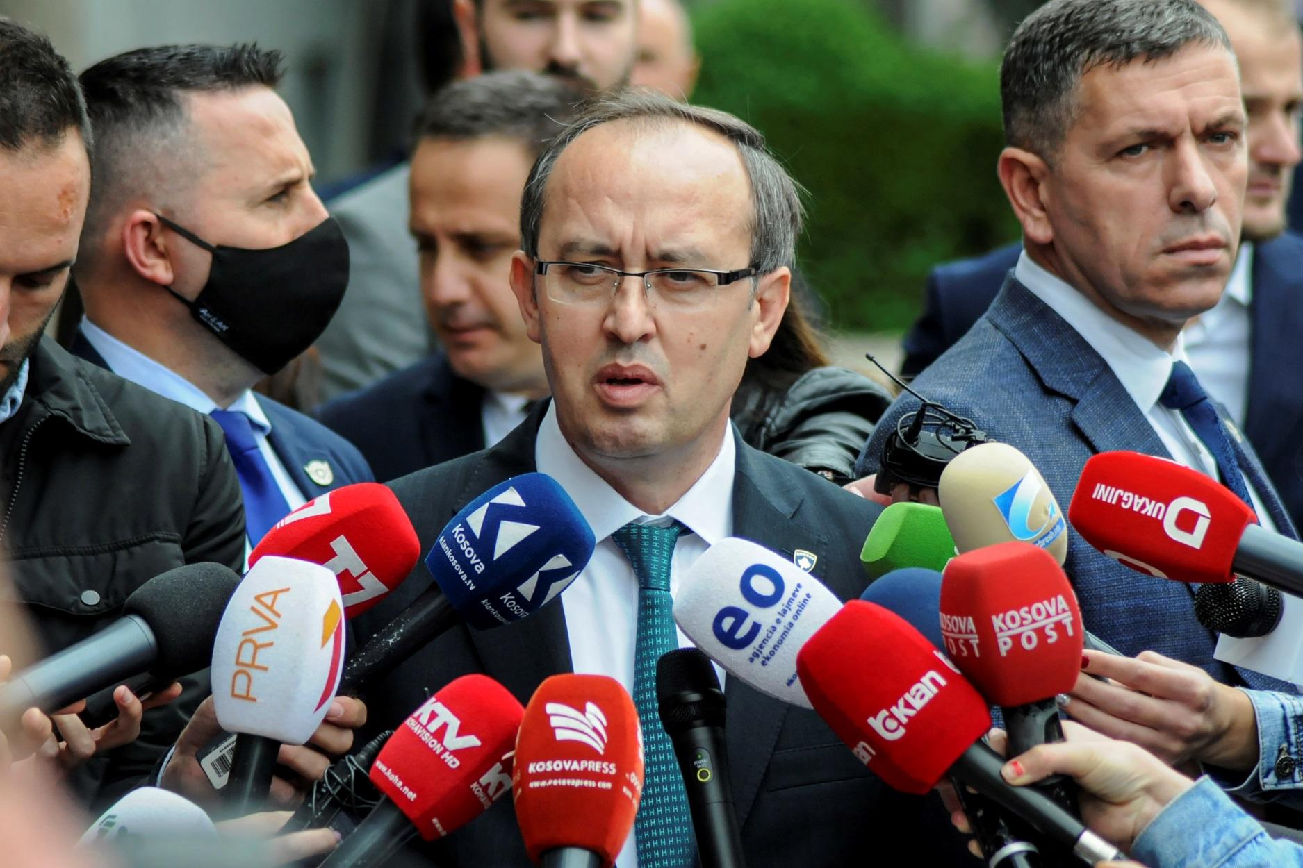 Κόσοβο: Νέα κυβέρνηση με πρωθυπουργό τον Αβντουλάχ Χότι