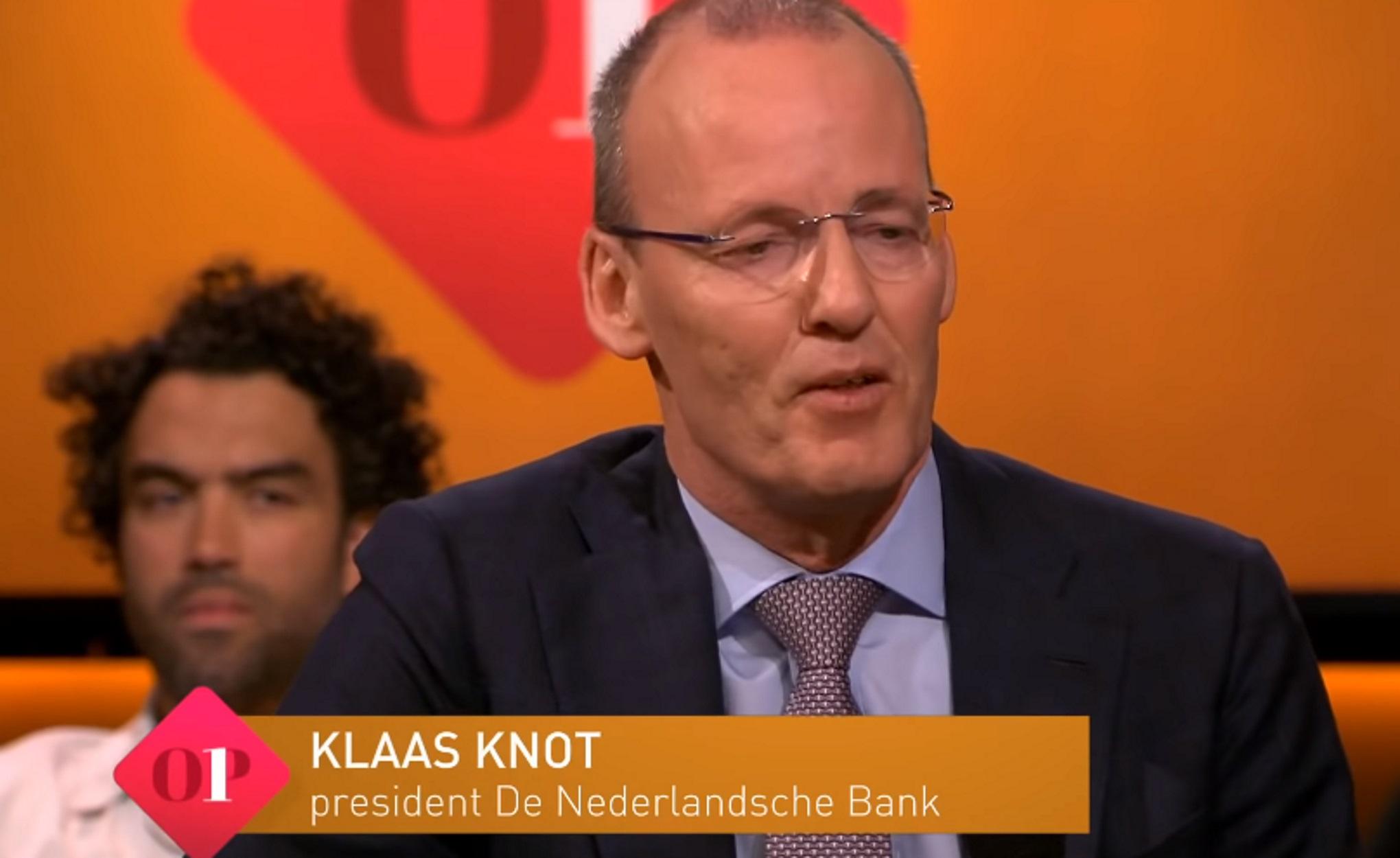 """Άμστερνταμ: Ναι στο ευρωπαϊκό σχέδιο στήριξης από τον Ολλανδό """"Στουρνάρα"""""""