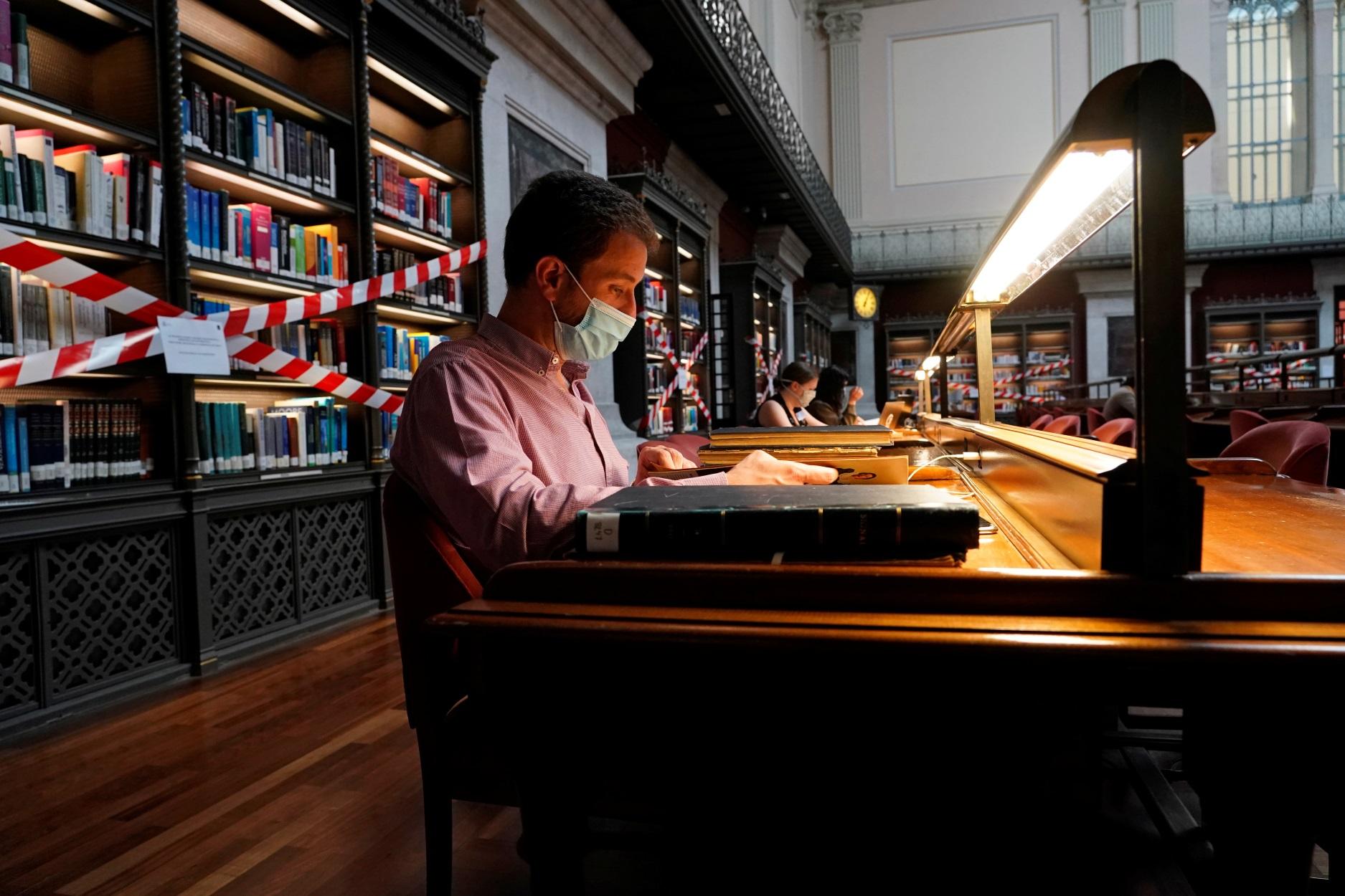 Boccaccio Project – Δέκα μουσικές συνθέσεις από τη Βιβλιοθήκη του Αμερικανικού Κογκρέσου εμπνευσμένες από τον κορονοϊό