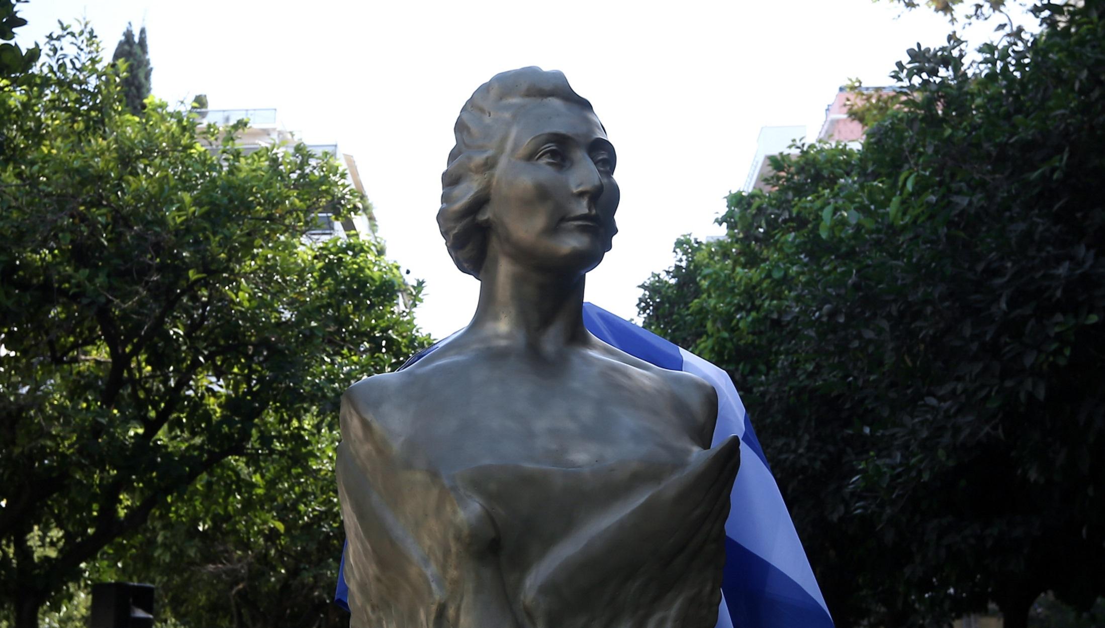 Λέλα Καραγιάννη: Ταξίαρχος επί τιμή για την προσφορά της στο ελληνικό έθνος μετά θάνατον