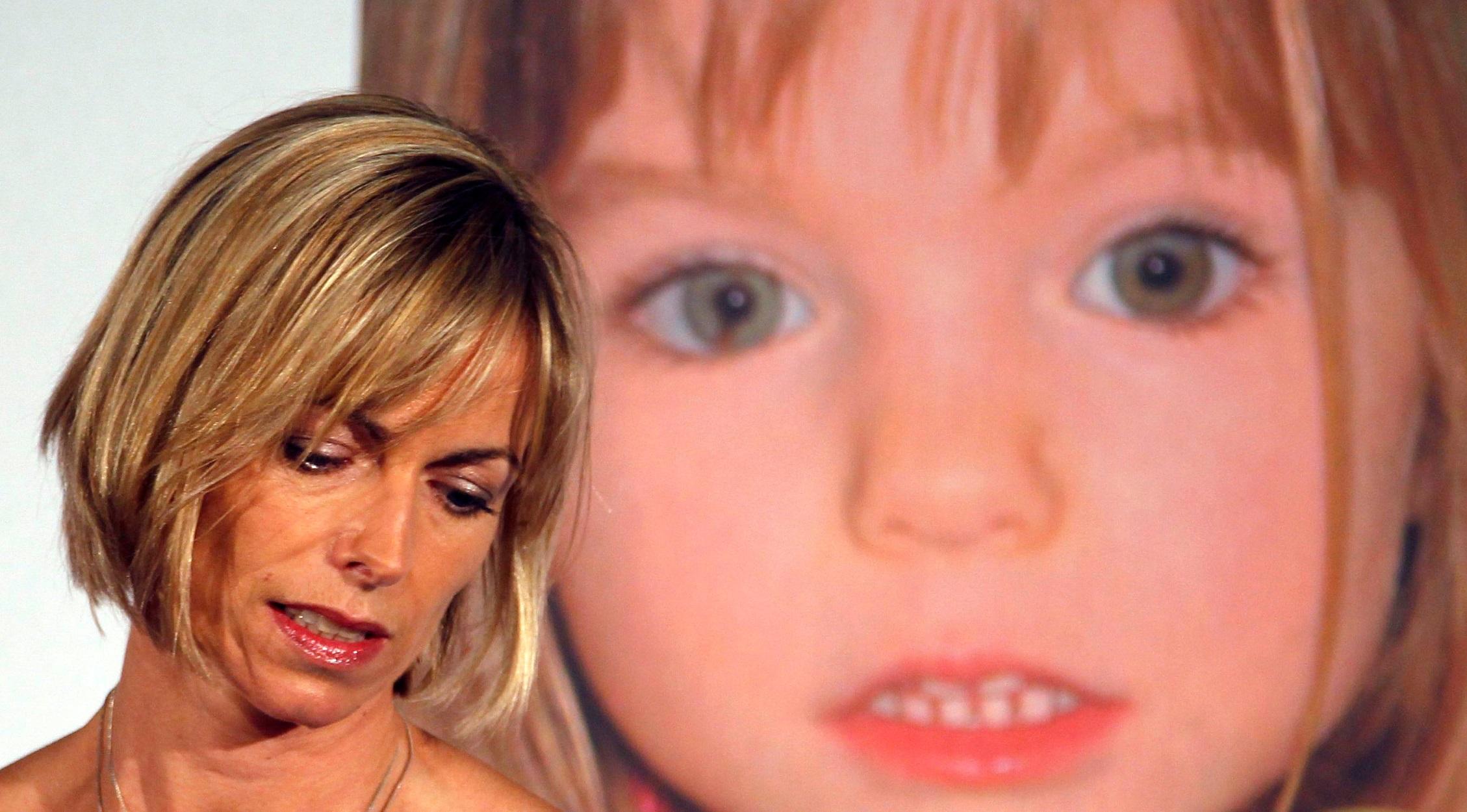 Μαντλίν ΜακΚάν: Ξέρουν το σημείο όπου θάφτηκε