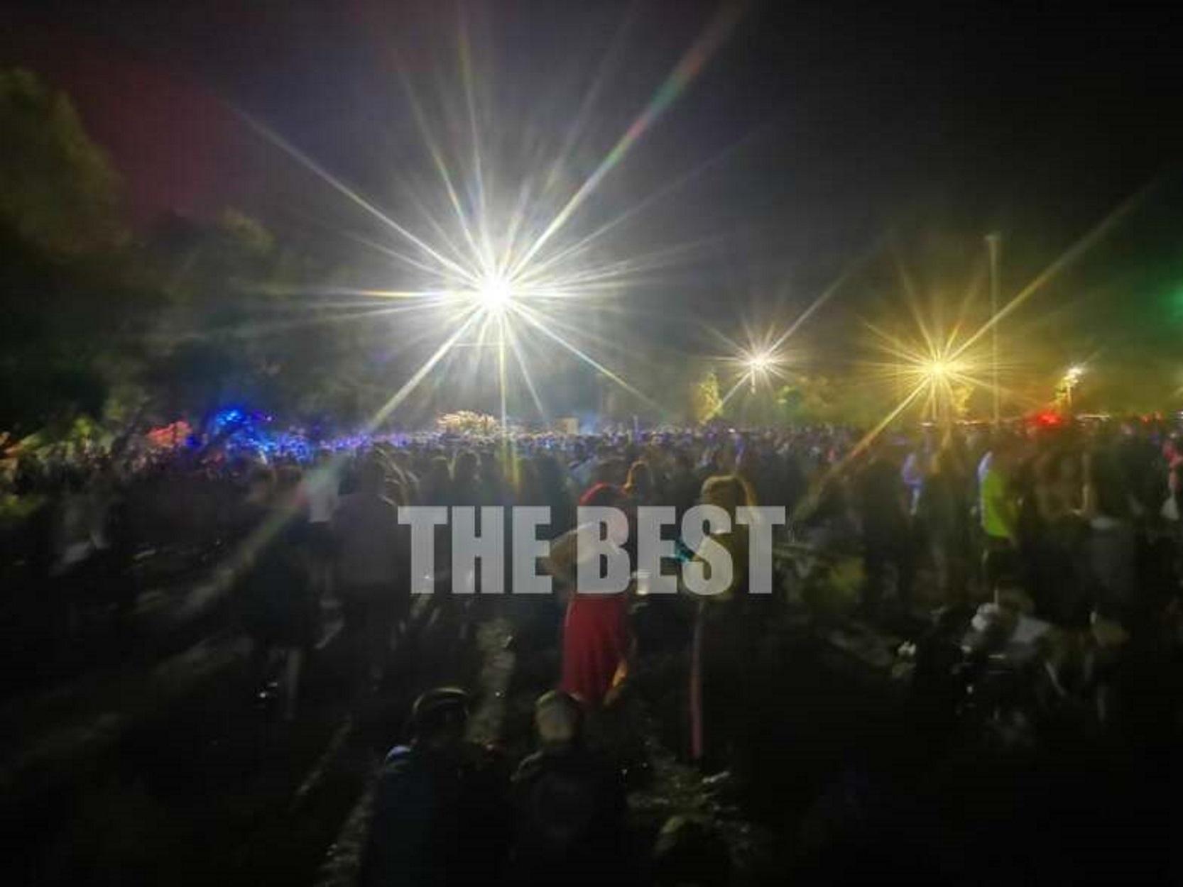 Πάτρα: Ποιος κορονοϊός! Υπαίθριο πάρτι 2.000 ανθρώπων (pics, video)