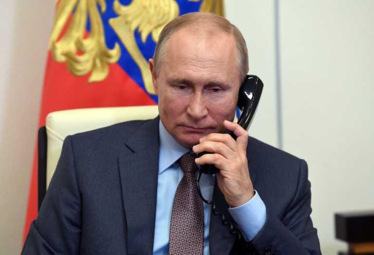 Πούτιν: Ασφαλή και αποτελεσματικά» τα δύο ρωσικά εμβόλια! Ξεκινάμε στα τέλη του χρόνου
