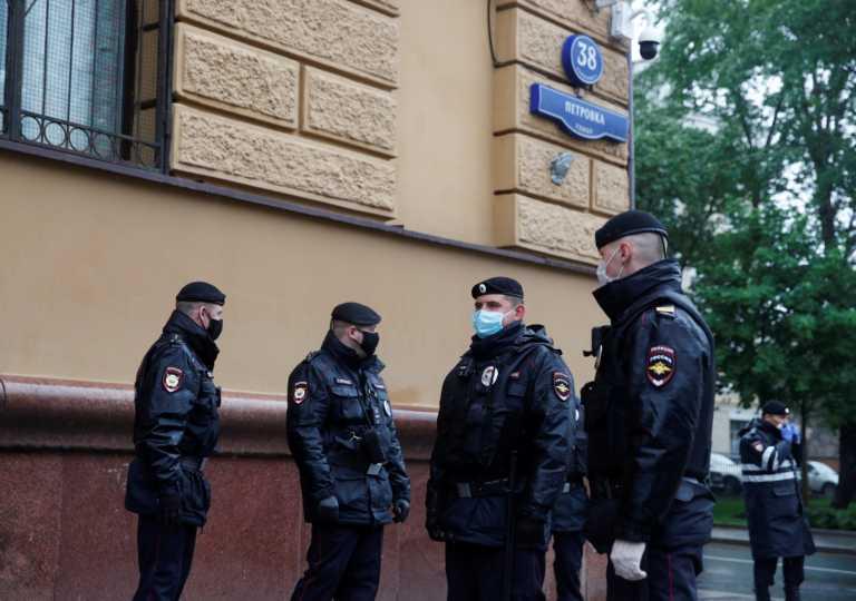 Ρωσία: Κάθειρξη 8 ετών σε Ρώσο που παρέδιδε κρατικά μυστικά στην Κίνα
