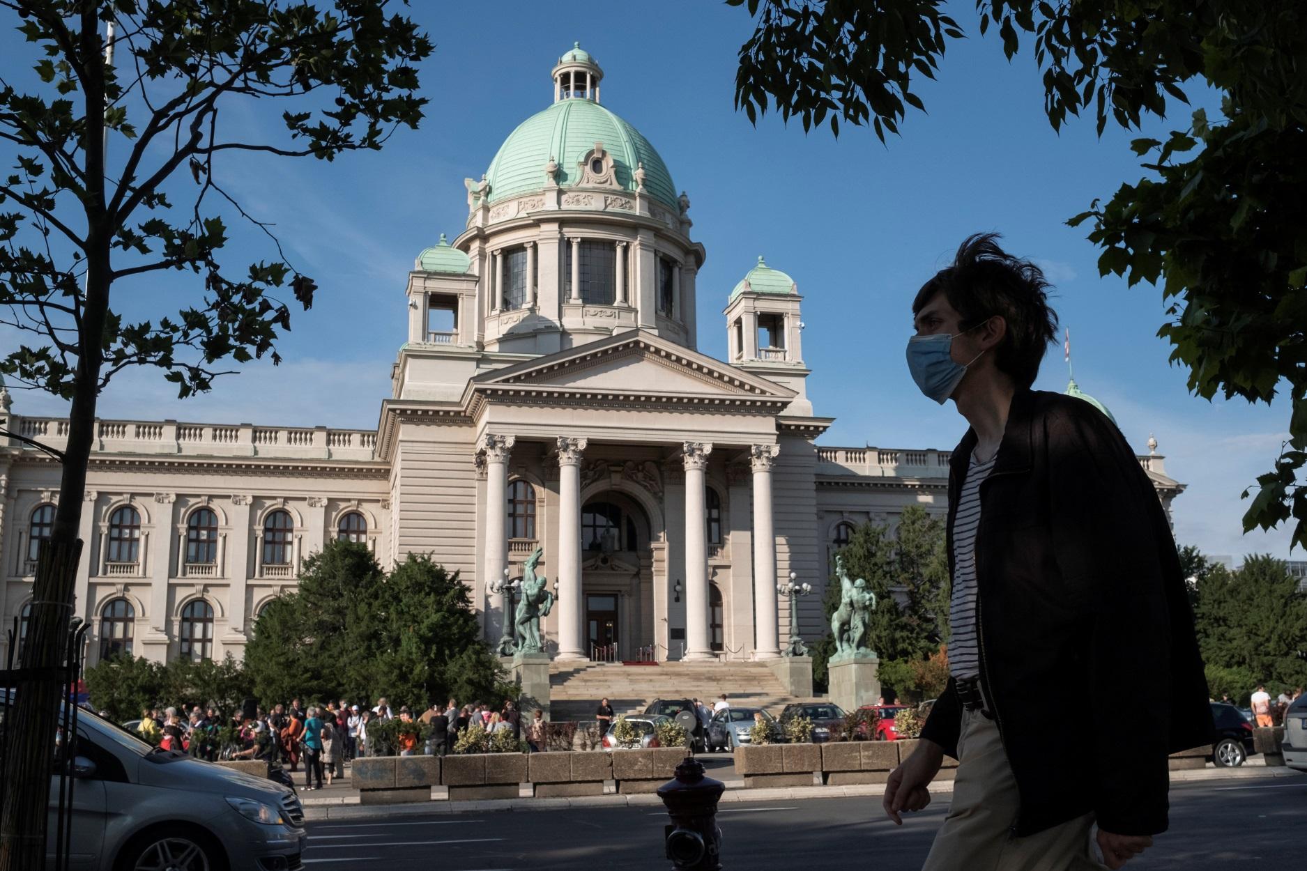 Σερβία: 260 θάνατοι συνολικά από κορονοϊό – 94 νέα κρούσματα