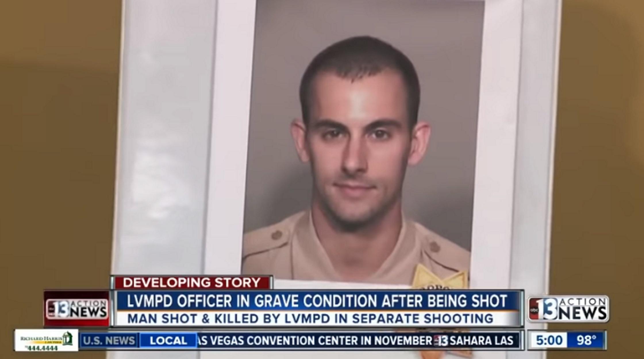 Χαροπαλεύει αστυνομικός που πυροβολήθηκε στις διαδηλώσεις για τον Τζορτζ Φλόιντ (pics, video)