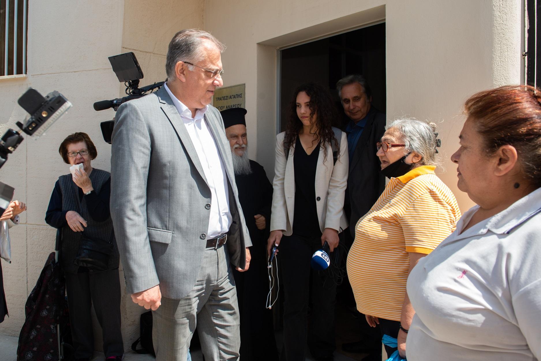 Θεοδωρικάκος: Ούτε ένας πολίτης που έχει ανάγκη δεν θα μείνει αβοήθητος