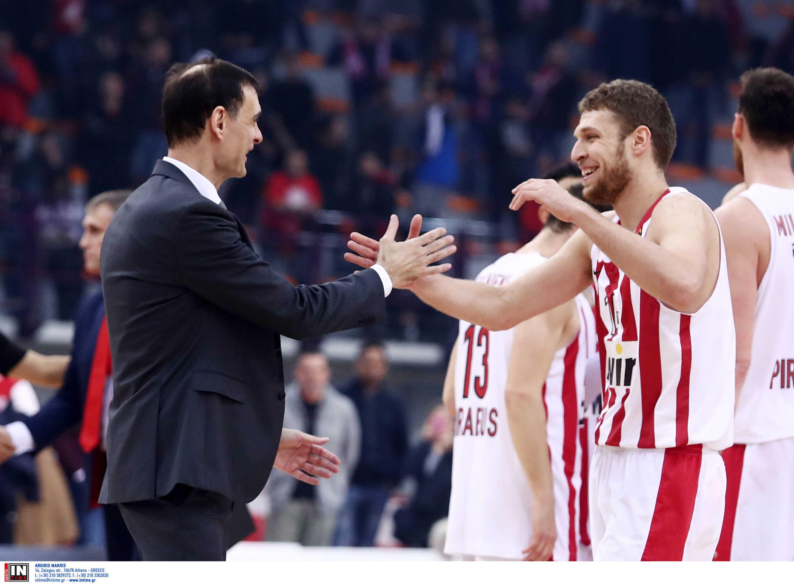 """Ολυμπιακός: """"Αυτή η ομάδα έχει φτιαχτεί για να πρωταγωνιστήσει"""" δήλωσε ο Βεζένκοφ"""
