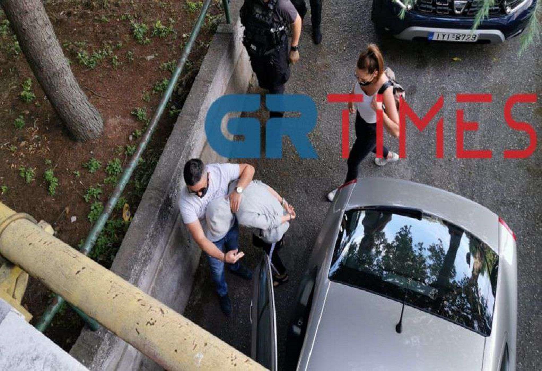 Θεσσαλονίκη: Από το γκαράζ στην ανακρίτρια η 33χρονη κατηγορούμενη για την απαγωγή της 10χρονης Μαρκέλλας (Βίντεο)