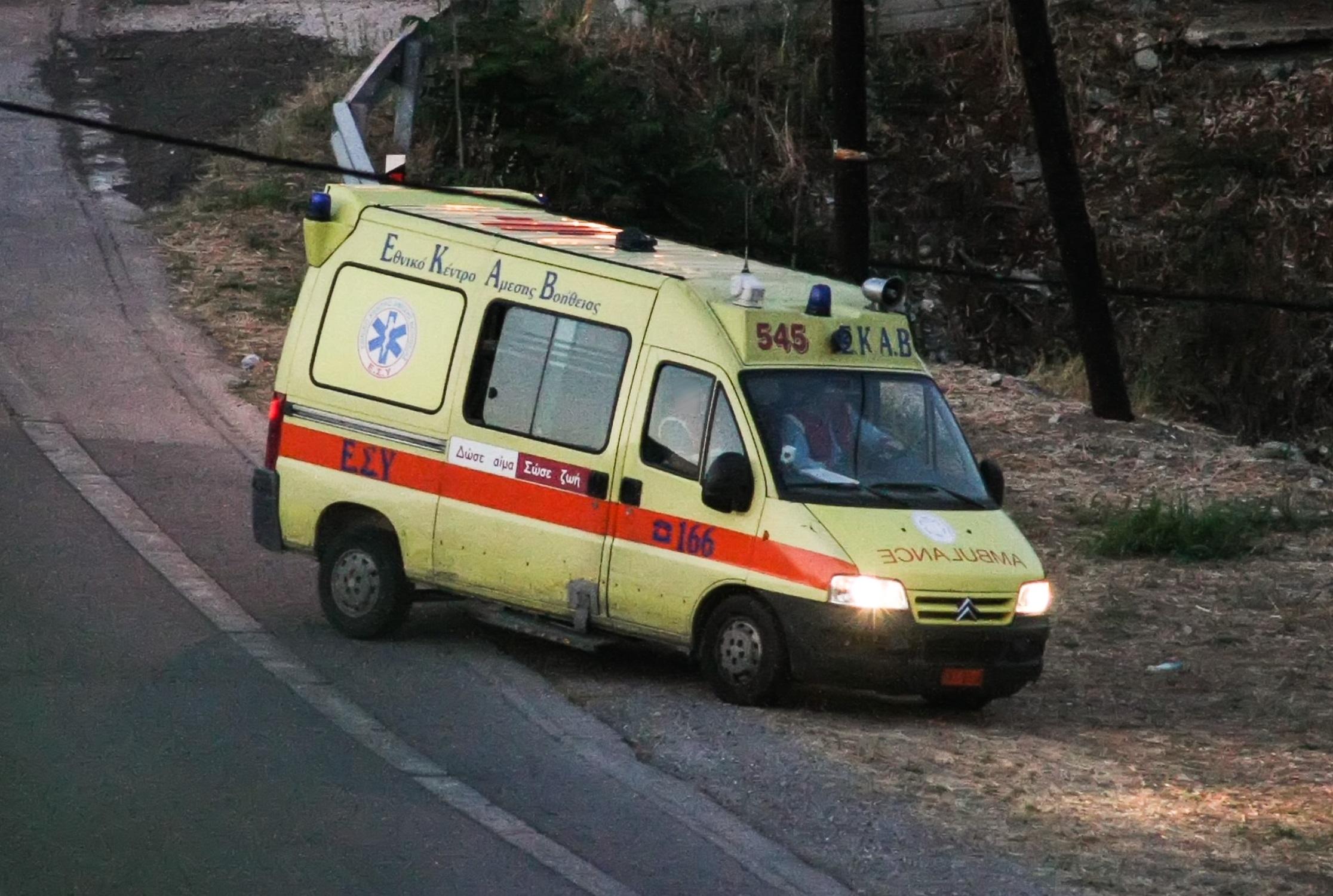 Τραγωδία στη Νάουσα! Σκοτώθηκε 14χρονος που οδηγούσε μηχανάκι