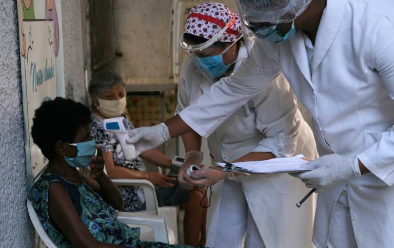 Σαρώνει στη Λατινική Αμερική ο κορονοϊός: Χιλιάδες κρούσματα σε Βραζιλία, Αργεντινή, Μεξικό, Κολομβία
