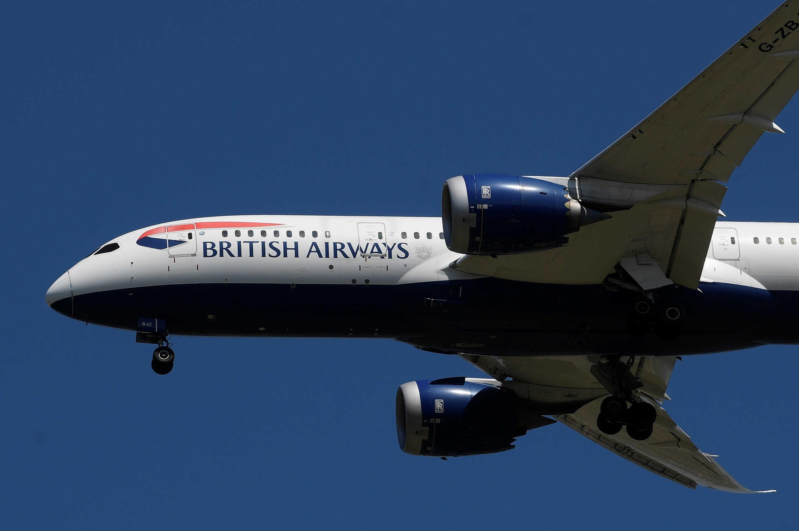 Κορονοϊός: Προσφεύγει στα δικαστήρια η μητρική της British Airways για την καραντίνα στους ταξιδιώτες