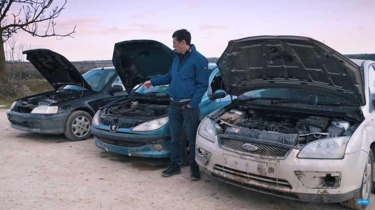 Ford, Peugeot ή Honda: Ποιο αντέχει περισσότερη ώρα χωρίς λάδι; [vid]