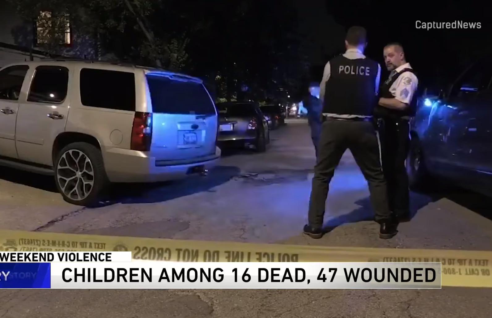 Σικάγο: Αγανάκτηση από τις 2 απανωτές δολοφονίες παιδιών