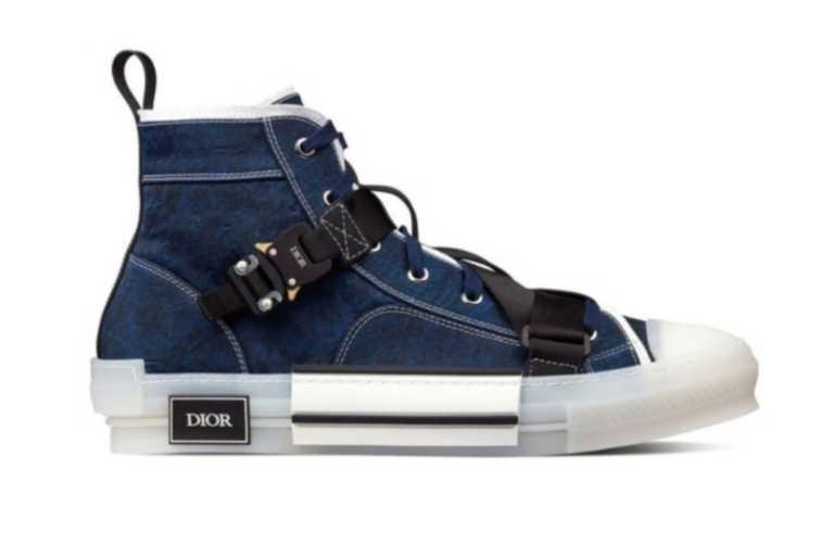 Ρίχνουμε μια ματιά στα νέα B23 sneakers του οίκου Dior