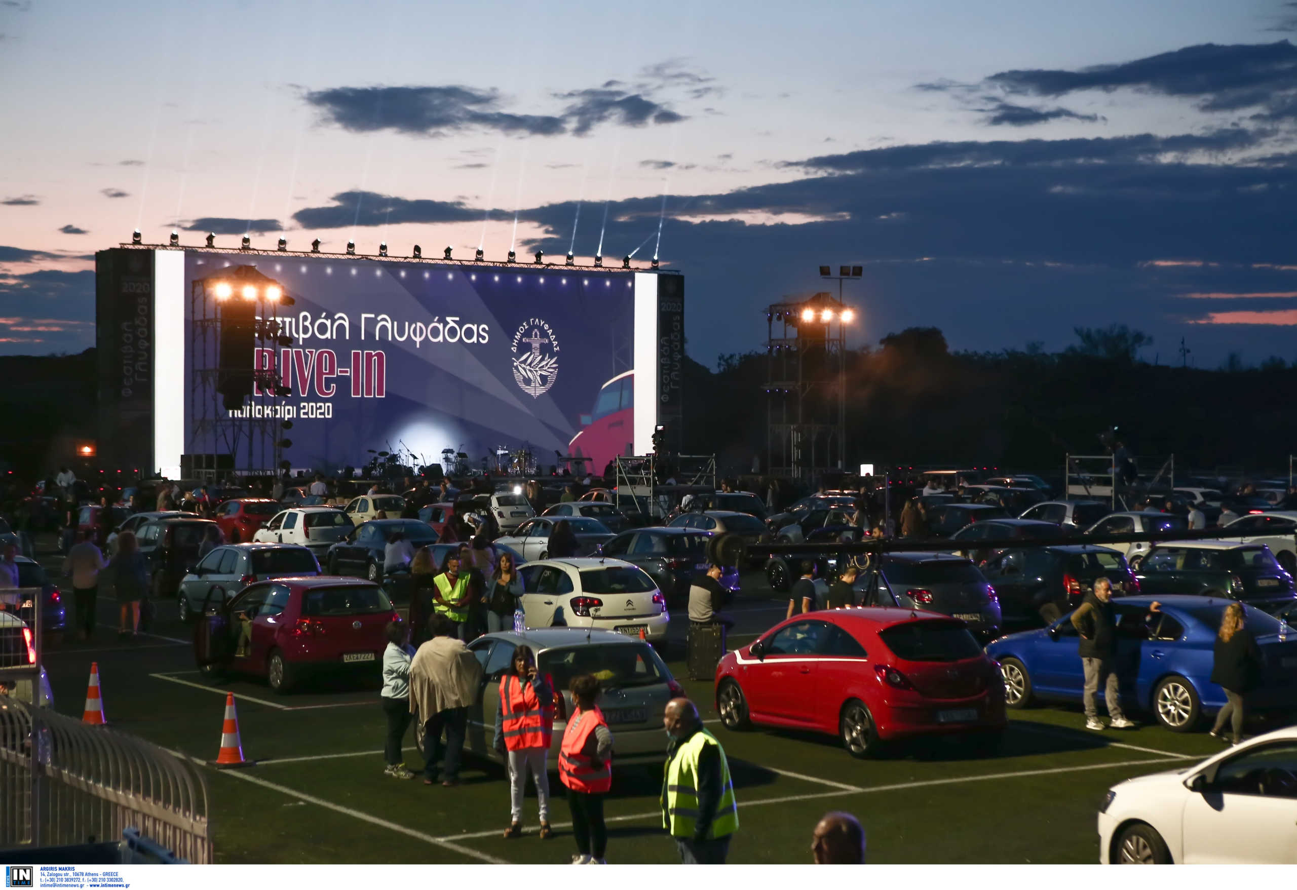 Η Νατάσα Θεοδωρίδου ήταν εκεί! Η πρώτη drive in συναυλία έγινε στην Γλυφάδα! (pics)