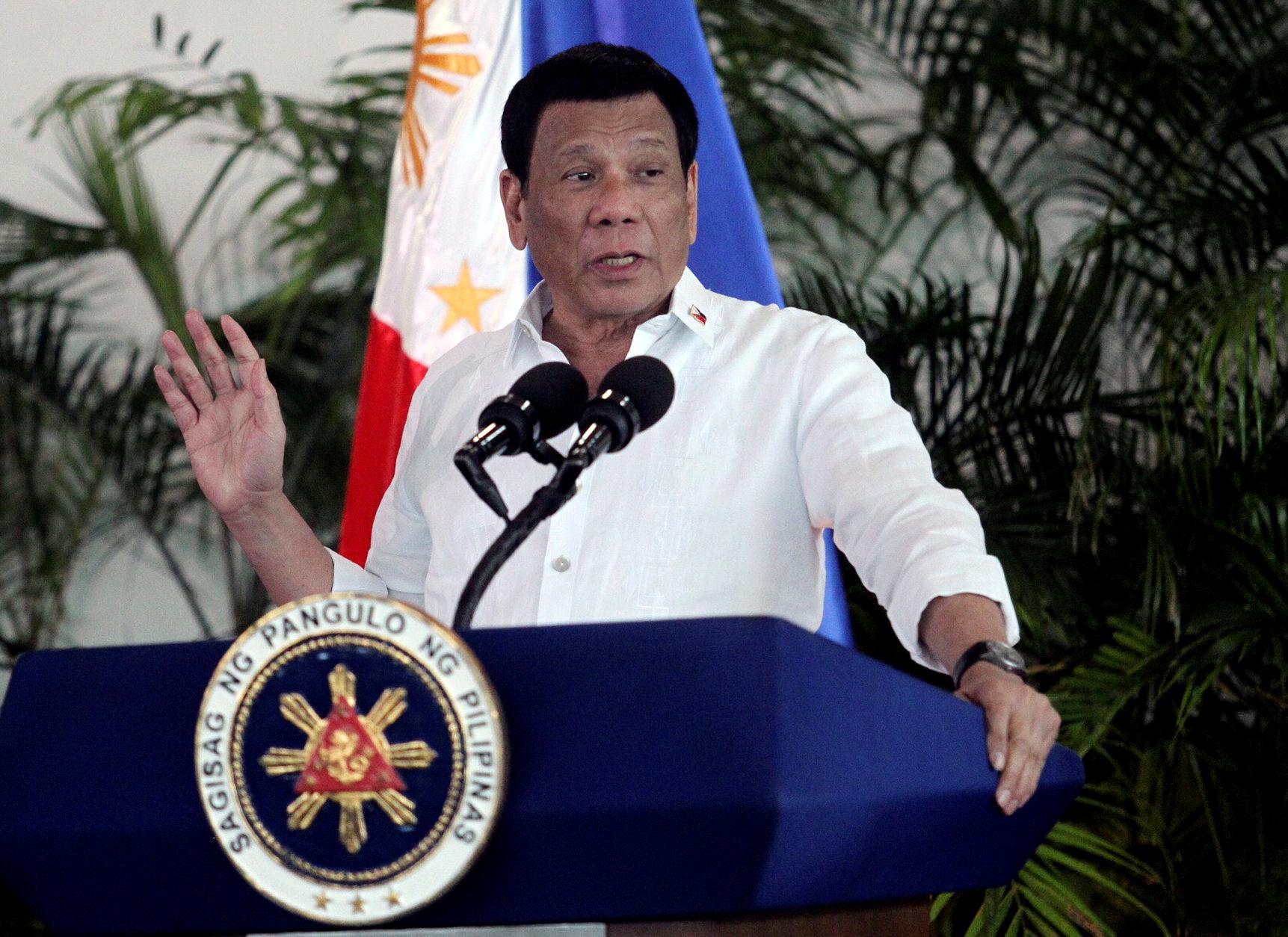 Φιλιππίνες: Πειραματόζωο ο πρόεδρος Ντουτέρτε – Θα δοκιμάσει το ρωσικό εμβόλιο κατά του κορονοϊού