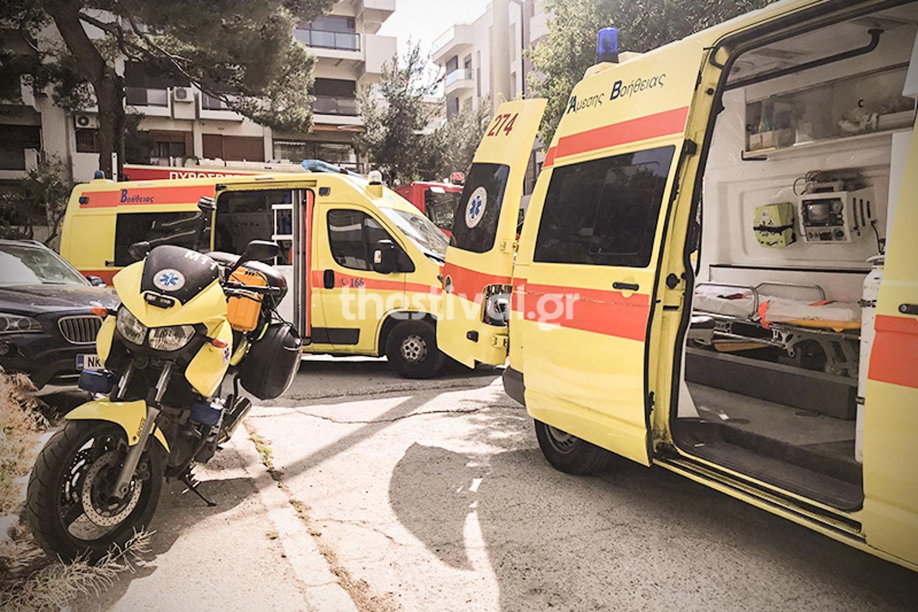 Θεσσαλονίκη: Νεκρός τεχνίτης – Κεραυνοβολήθηκε ενώ τοποθετούσε θερμοσίφωνα