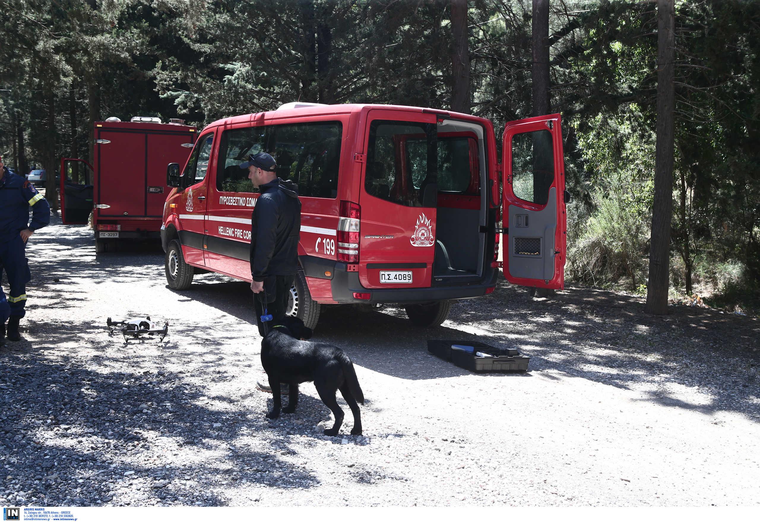 Αιτωλοακαρνανία: Δραματική επιχείρηση για ανάσυρση ατόμου που έπεσε στο κενό σε δύσβατο σημείο