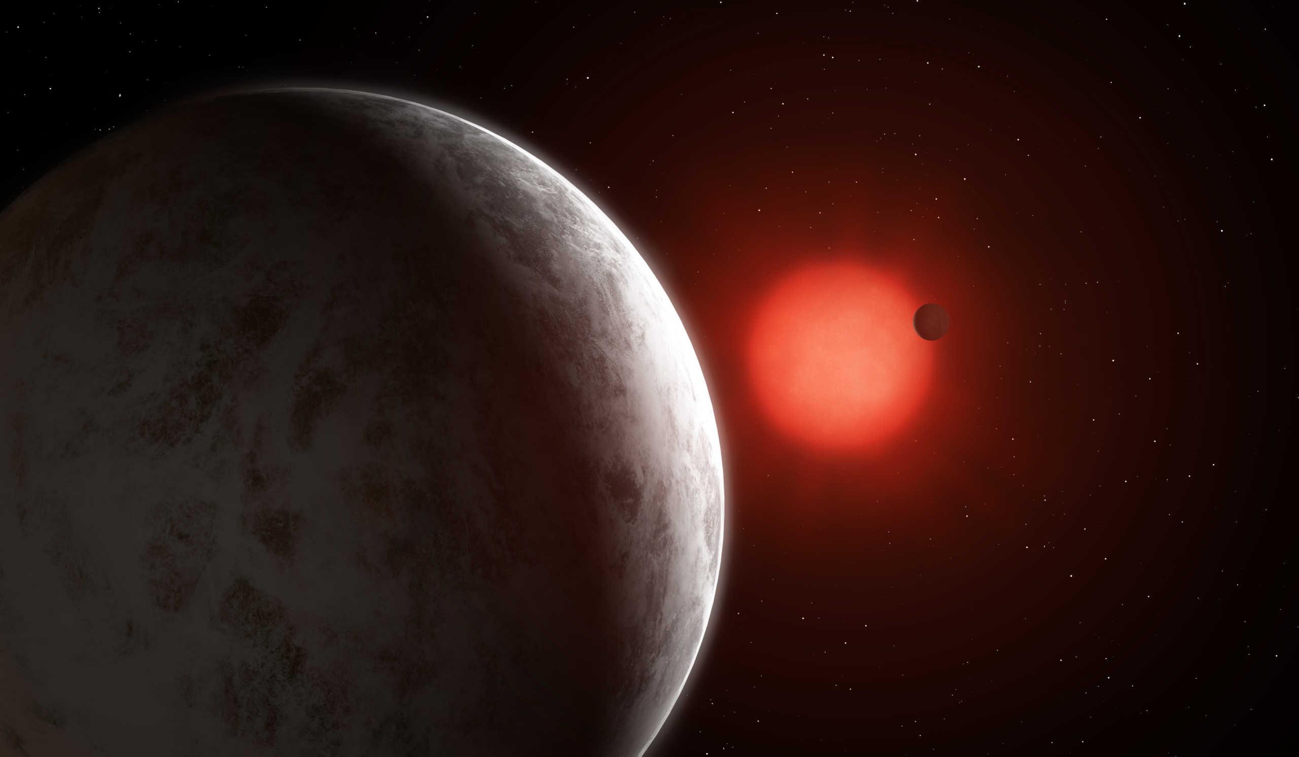 Ανακαλύφθηκε ένα πολύ κοντινό ηλιακό σύστημα με τρεις εξωπλανήτες