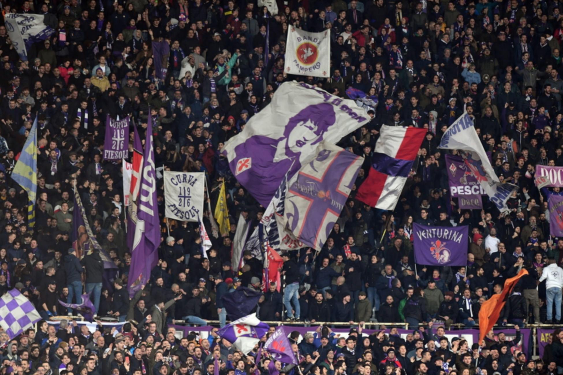 Γέμισαν οι δρόμοι στη Φλωρεντία με διαδηλώσεις για το γήπεδο (pics)