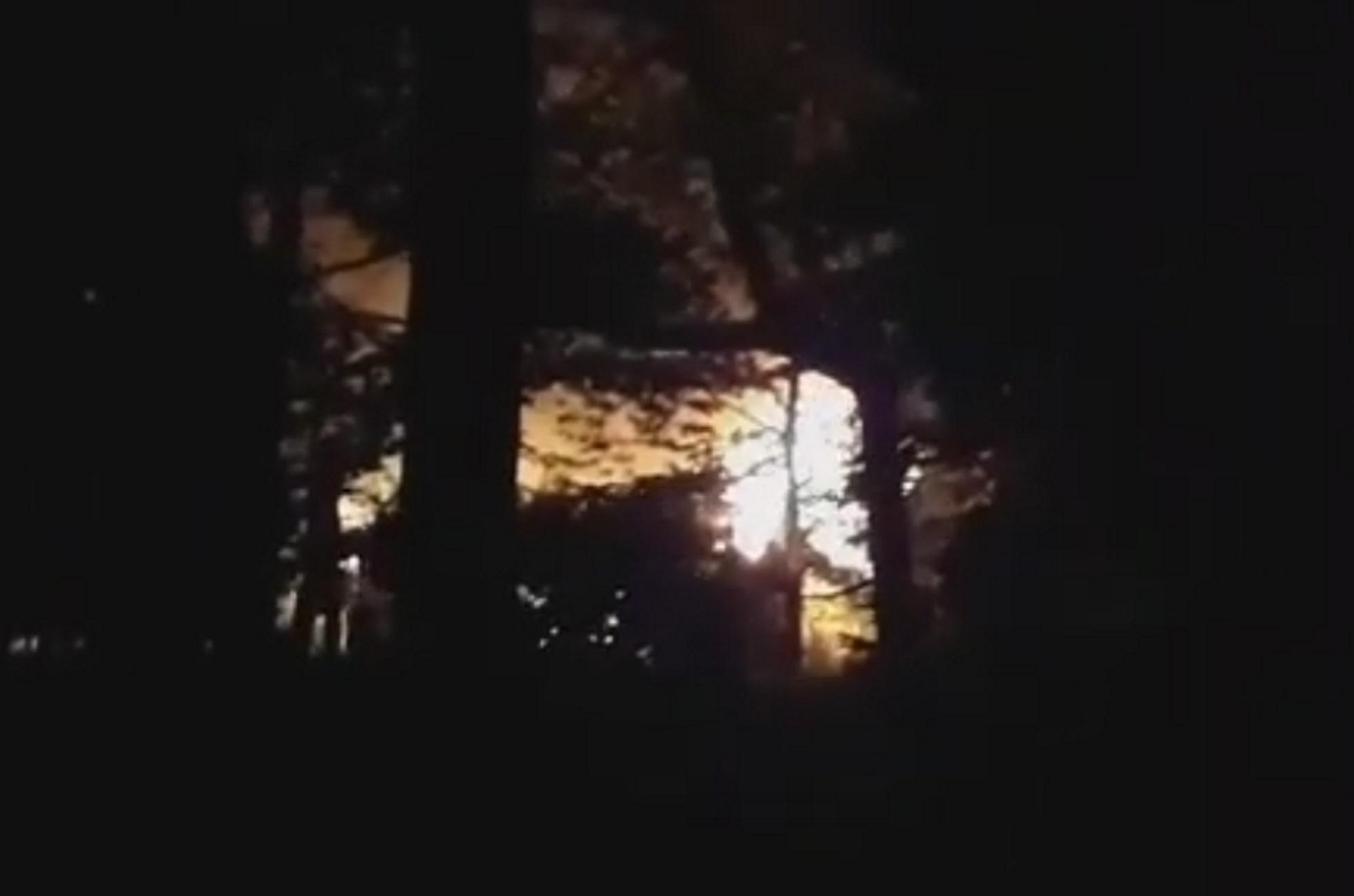 Σέρρες: Φωτιά σε πνεύμονα πρασίνου! Αυτοψία στο πάρκο της κοιλάδας Αγίων Αναργύρων (Βίντεο)