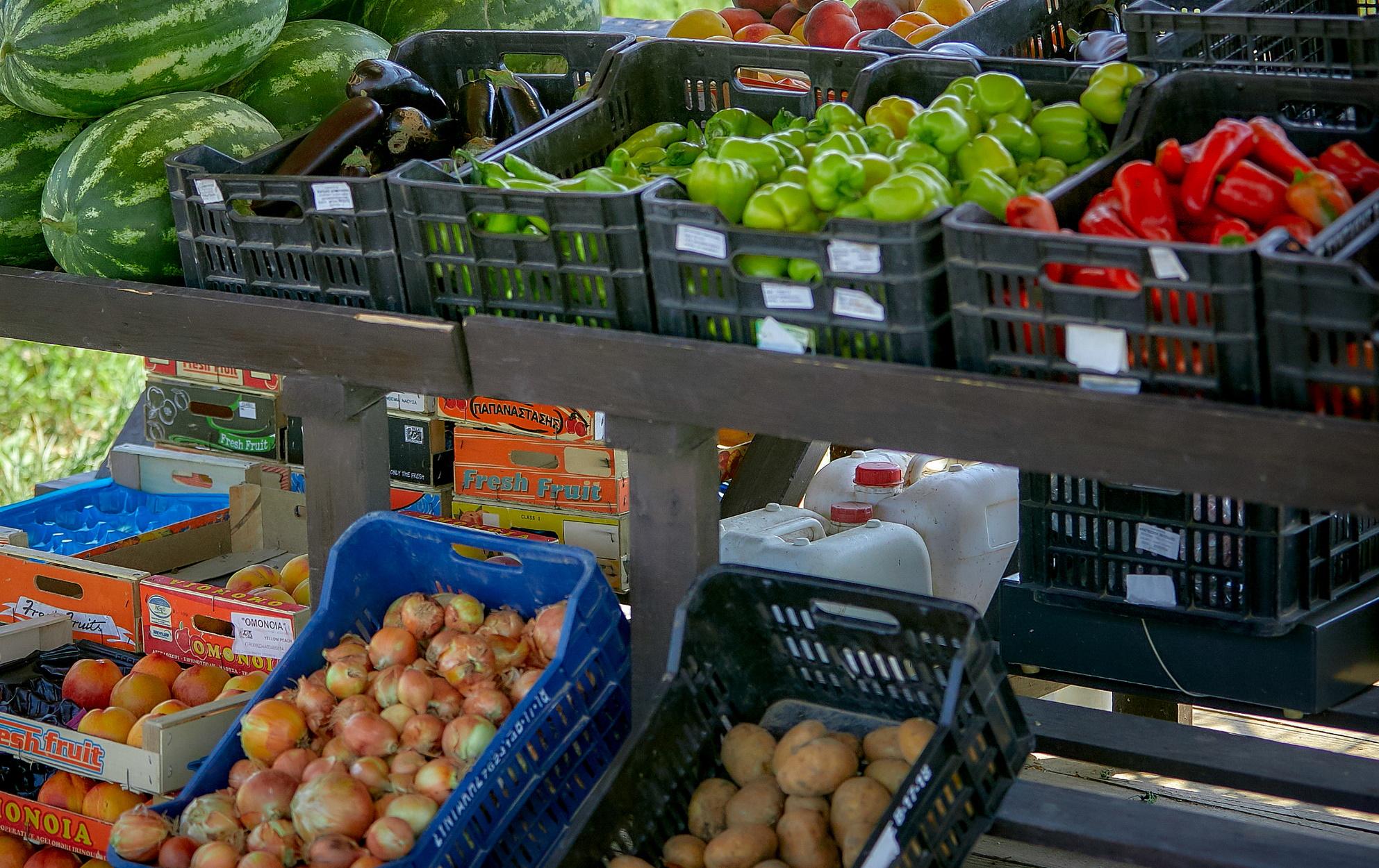 Πως καθαρίζουμε σωστά φρούτα και λαχανικά πριν τα καταναλώσουμε