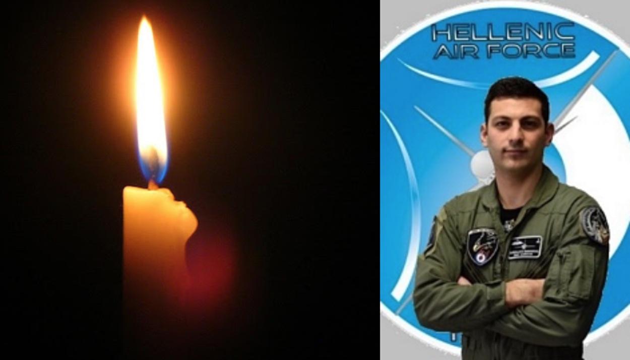 Θρήνος για τον Έλληνα πιλότο που σκοτώθηκε σε τροχαίο – Λίγο πριν είχε αναχαιτίσει τουρκικά μαχητικά