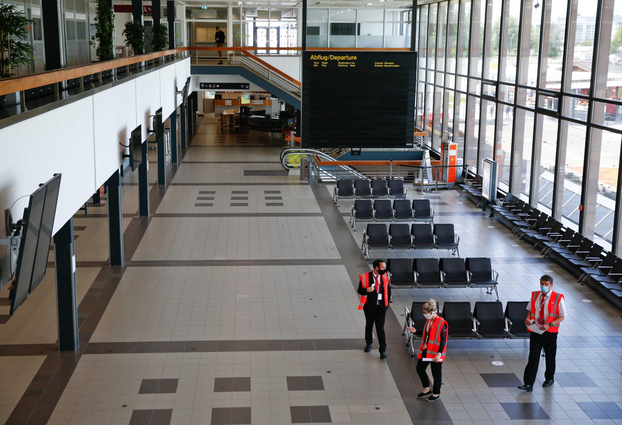 Αύριο αποφασίζει η Γερμανία για την άρση της ταξιδιωτικής οδηγίας για τις χώρες της ΕΕ