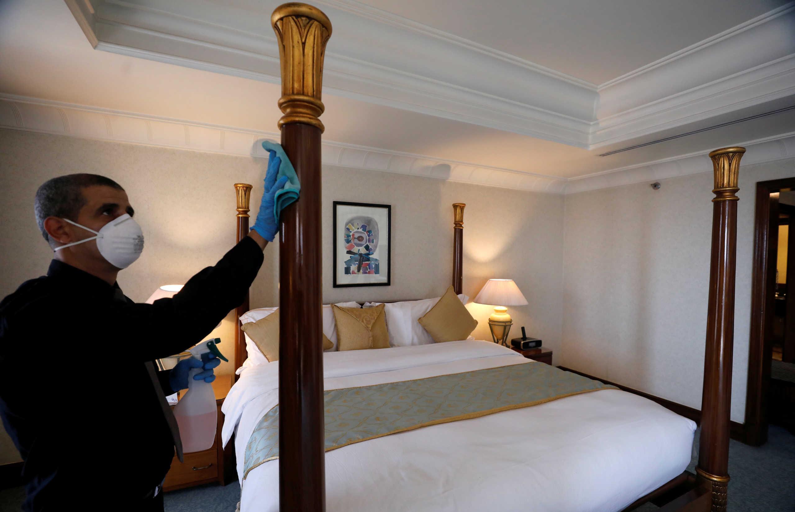 Κορονοϊός: Τι συμβαίνει με τις πληρωμές των ξενοδοχείων απομόνωσης