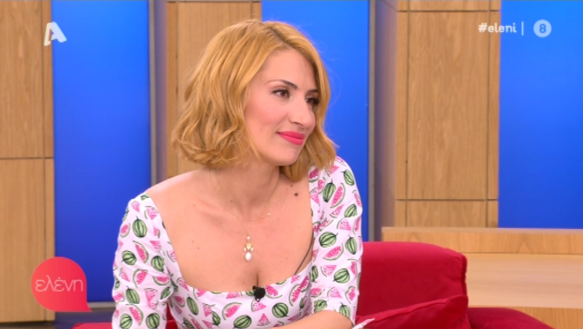 Έγκυος η Μαρία Ηλιάκη: Η ανάρτηση με τη φουσκωμένη κοιλίτσα