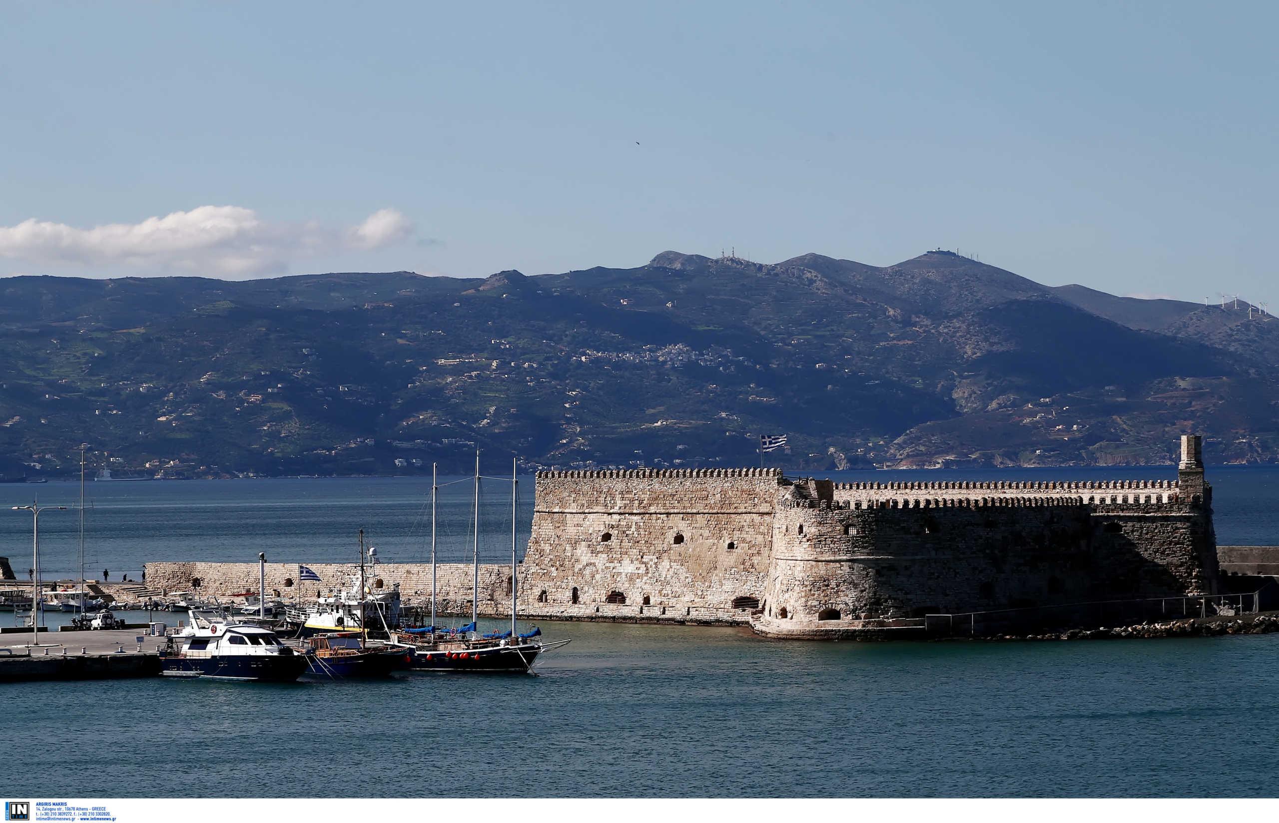 Κορονοϊός: Κατακόρυφη αύξηση του ιικού φορτίου στα λύματα του Ηρακλείου Κρήτης