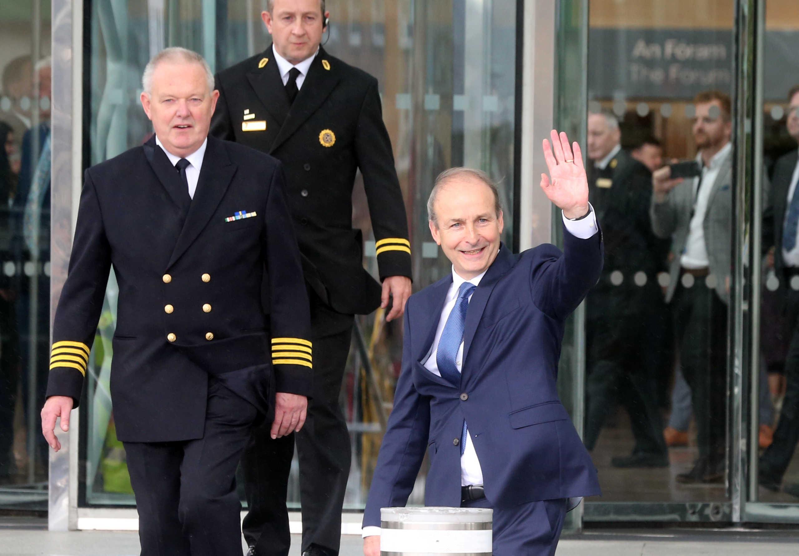 Ιρλανδία: Ο κεντρώος Μάικλ Μάρτιν νέος πρωθυπουργός της χώρας