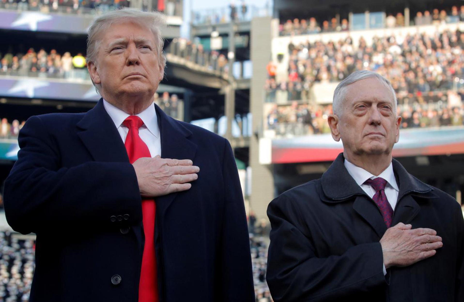 """""""Πυρά"""" από τον πρώην σκληρό υπ. Άμυνας του Τραμπ! """"Προσπαθεί να διχάσει τις ΗΠΑ"""""""