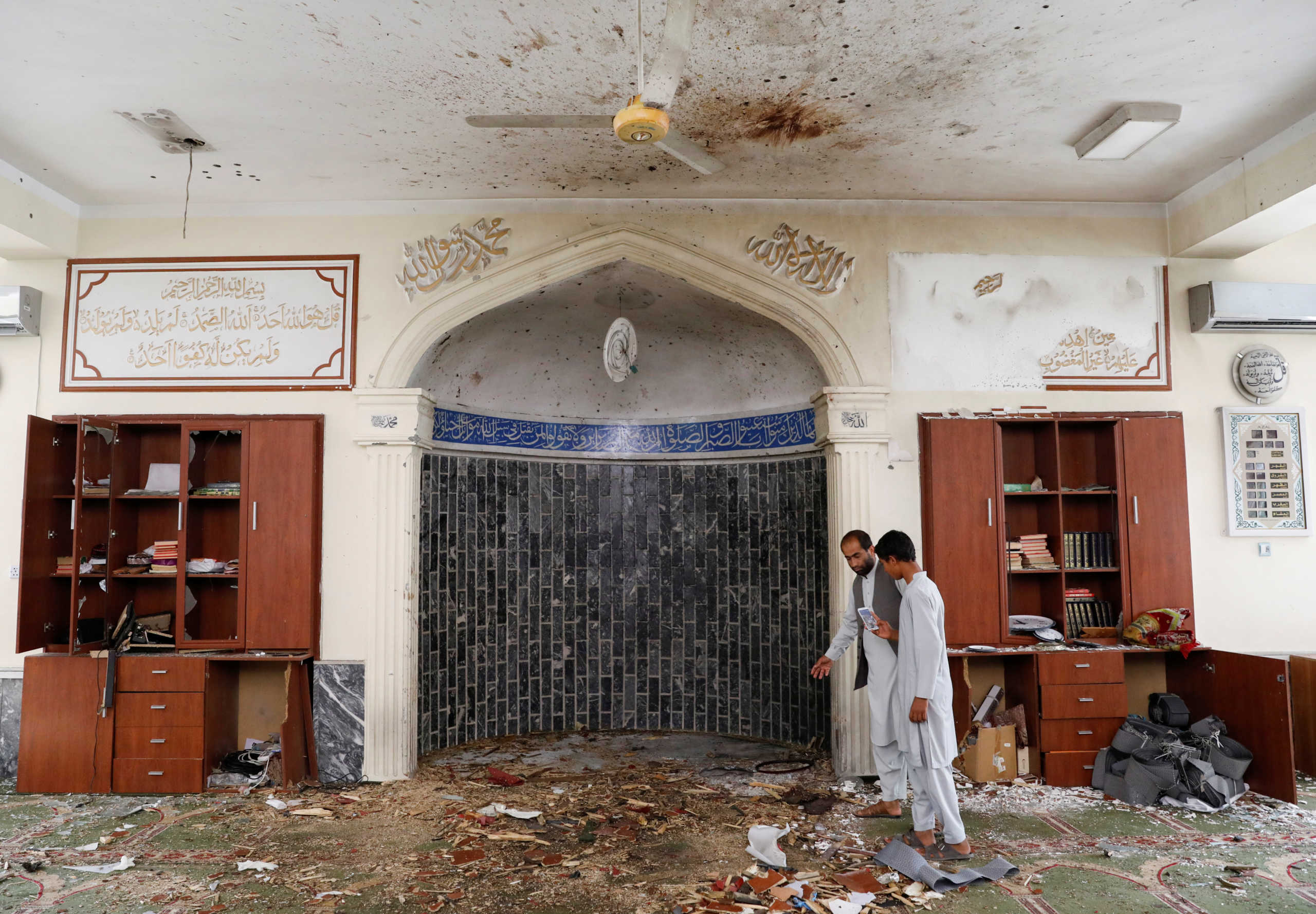 Αφγανιστάν: Τέσσερις νεκροί από έκρηξη σε τέμενος στην Καμπούλ