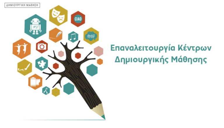 Δήμος Αθηναίων: Επαναλειτουργούν τα Κέντρα Δημιουργικής Μάθησης του ΟΠΑΝΔΑ