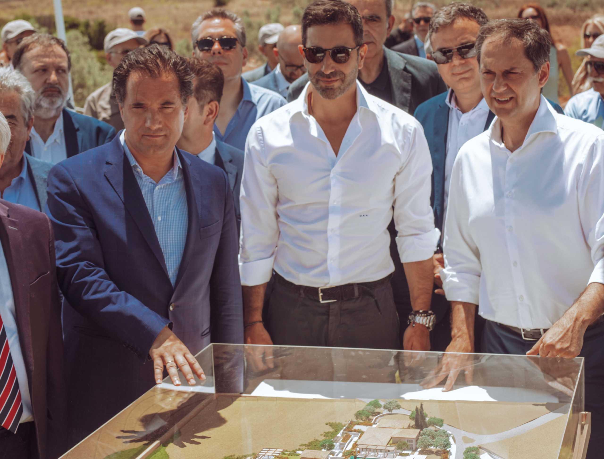 Dolphin Capital: Θεμελίωσε το τουριστικό συγκρότημα Kilada Country Club Golf & Residences στην Αργολίδα, προϋπολογισμού 400 εκατ. ευρώ