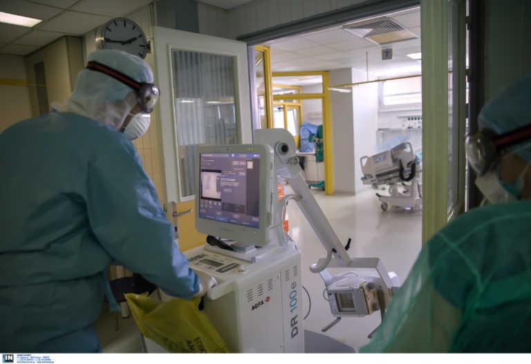 Αλεξανδρούπολη: Στο νοσοκομείο 85χρονος με κορονοϊό
