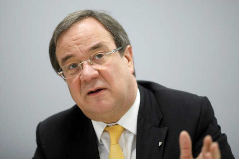 Εκλογές Γερμανία: Κάνει πίσω ο αρχηγός του CSU για το χρίσμα - Υποψήφιος καγκελάριος ο Αρμιν Λάσετ