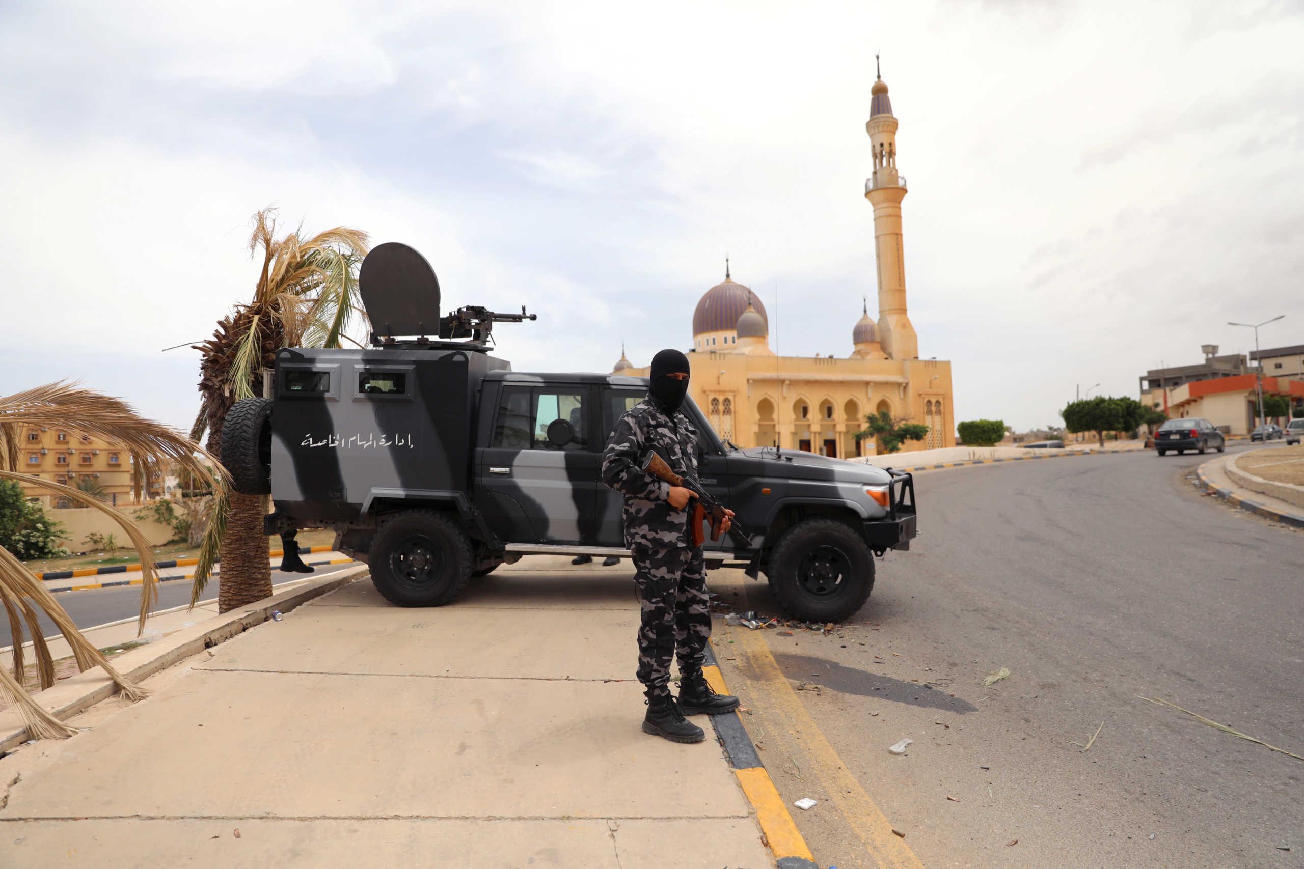 Έκτακτη η σύγκληση του Αραβικού Συνδέσμου ζητά η Αίγυπτος για τις εξελίξεις στη Λιβύη