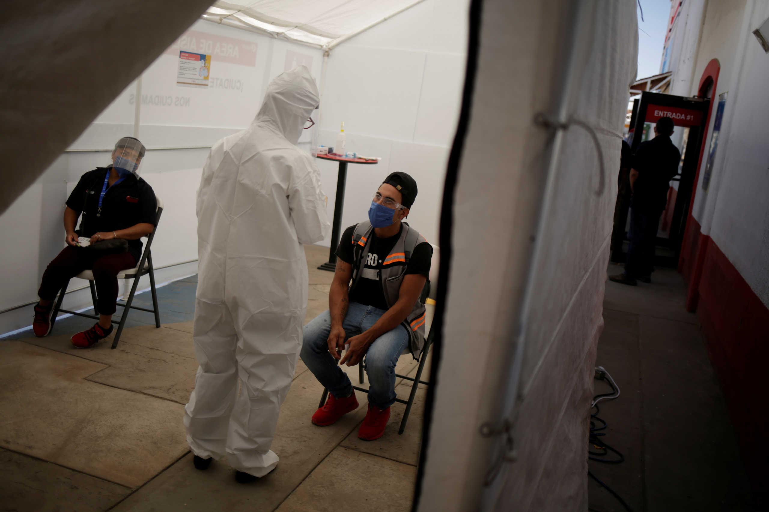 Χάος στο Μεξικό: Σχεδόν 14.000 κρούσματα κορονοϊού σε μία μέρα