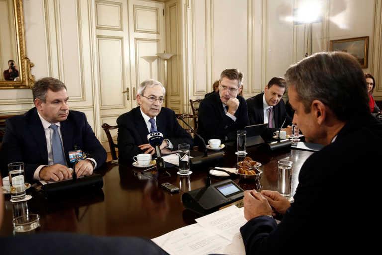 Σχέδιο Πισσαρίδη: Ισχυρή ανάπτυξη και μείωση της ανεργίας – Αιχμή του δόρατος οι μεταρρυθμίσεις