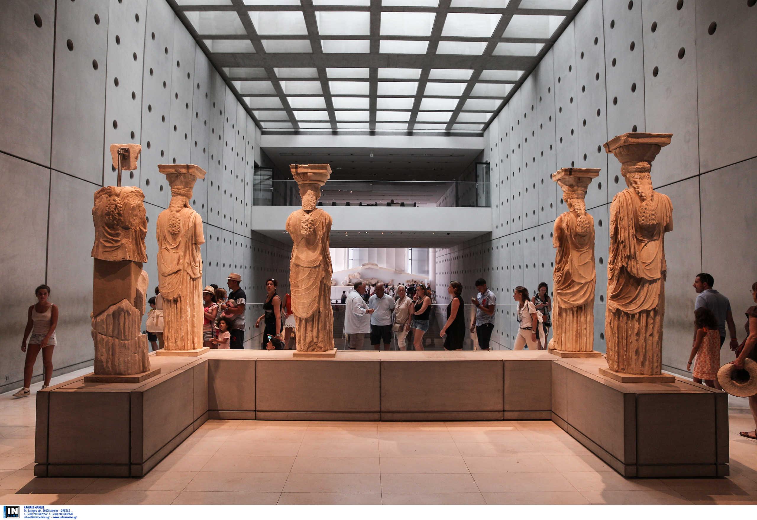 Δωρεάν WiFi σε 25 αρχαιολογικούς χώρους και μουσεία – Αναλυτικός πίνακας