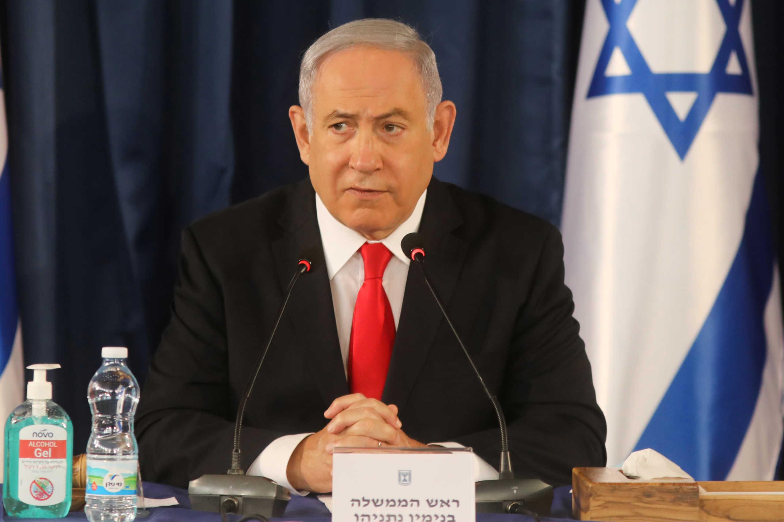 Ισραήλ: Νέοι μπελάδες για Νετανιάχου – Ελέγχονται συνεργάτες του για διαφθορά