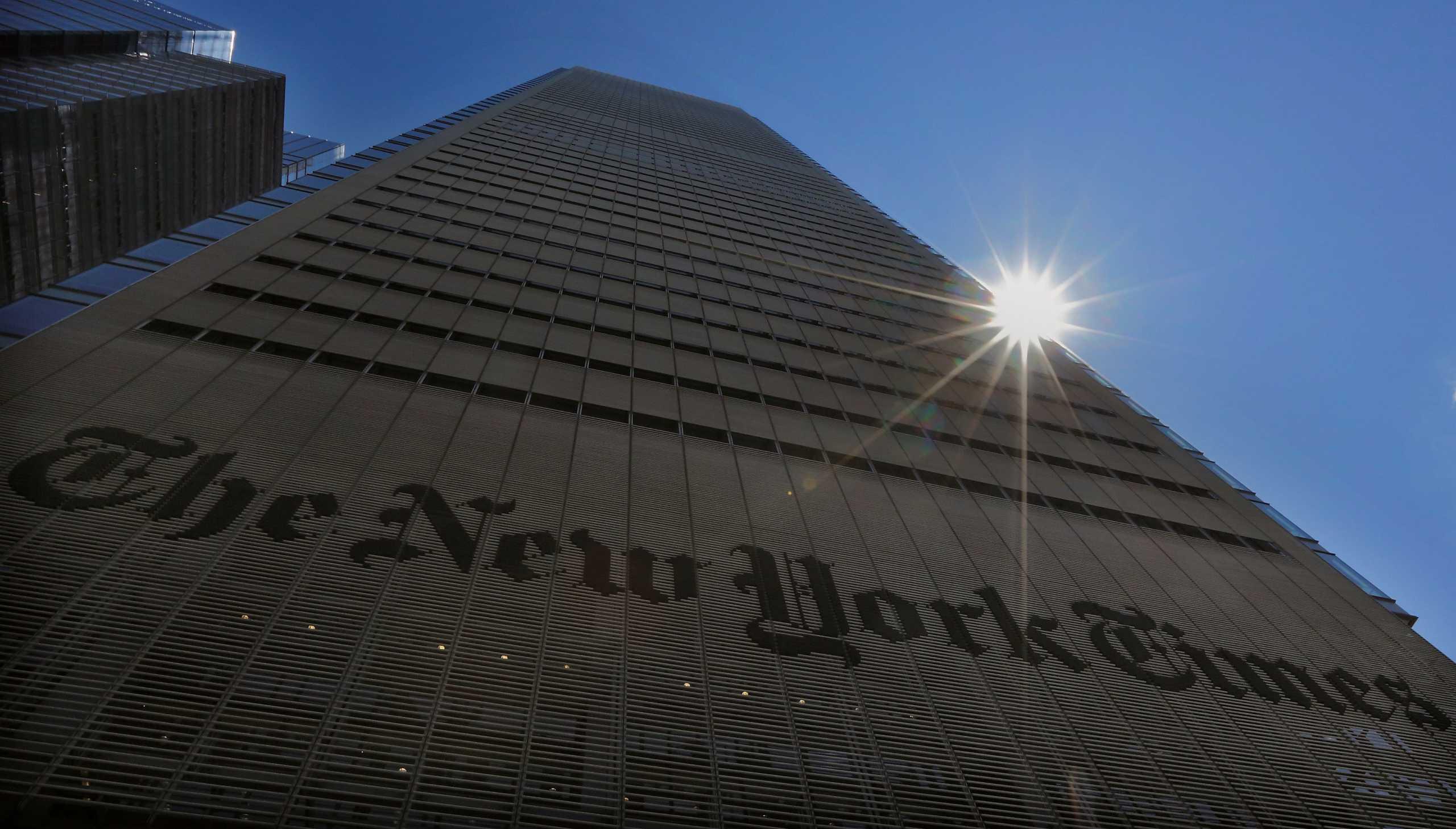 Παραιτήθηκε αρχισυντάκτης των New York Times για το άρθρο που ζητούσε στρατό στους δρόμους